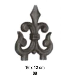 Ponta de Lança - 16 x 12 cm